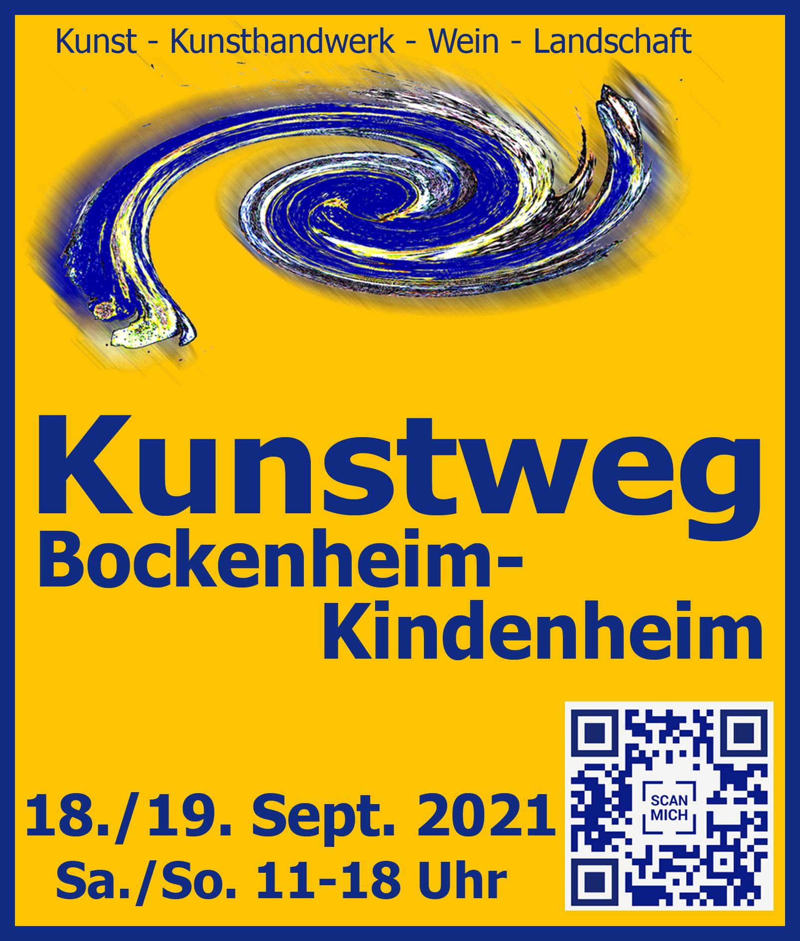 19.Kunstweg Bockenheim - Kindenheim Image