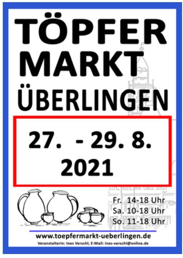 Internationaler Töpfermarkt Überlingen Image